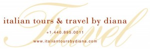 Italian Tours by Diana logo